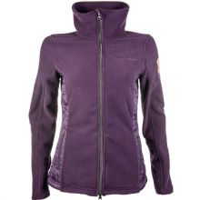 HKM PARIS FLEECE - PURPLE - LAST SIZES - RRP £69.99